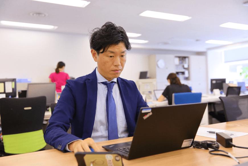 転職エージェント紹介(DX領域)川原