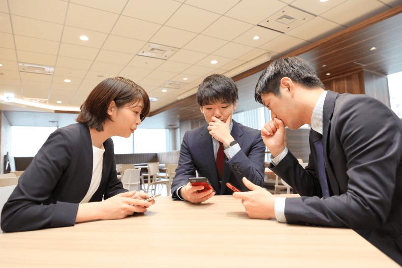 転職エージェント紹介(ゲーム業界)立和名