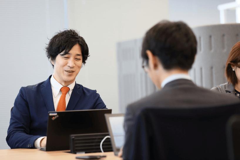 転職エージェント紹介(ゲーム・ハイクラス・エグゼクティブ)安藤