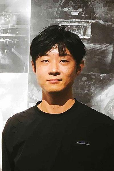 船橋 友久(ふなはし ともひさ)氏  Tomohisa Funahashi